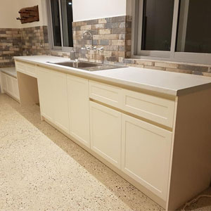 Kitchen Cabinets Australind, Custom Made Cabinets Mandurah, Laundry Cabinets Boyanup, Laundry Cabinets Dunsborough, Bathroom Renovations South West